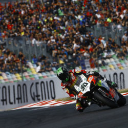 Eugene disappointed in Magny-Cours Sunday results