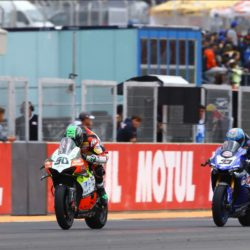 Eugenes closes Argentinean weekend with seventh in Race 2