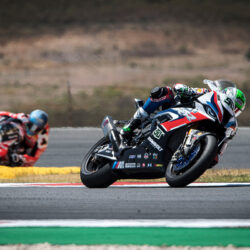 Eugene Laverty hugely unlucky on turbulent #PRTWorldSBK Sunday at Portimao