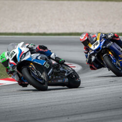 Eleventh place for Eugene in Race 1 of #CatalanWorldSBK