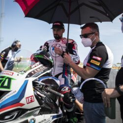Eugene closes Misano weekend in the points despite Saturday crash