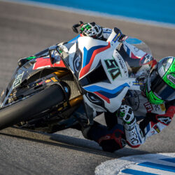 Eugene takes 12th and 11th on sombre Jerez Sunday