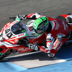 How getting Sweat Tested transformed Superbike World Championship rider Eugene Laverty's life