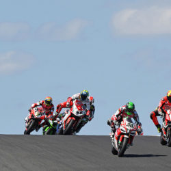 Eugene takes tenth in Phillip Island race 2