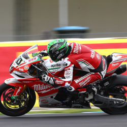 Eugene finds pace in opening practices at Phillip Island
