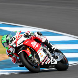 Top ten on day one and Superpole 2 for Eugene at Buriram