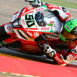 Eugene closes tough Aragon weekend with another top ten finish