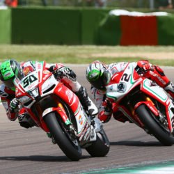 Eugene avoids injury in heavy Imola Race 1 crash