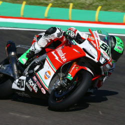 Seventh place for Eugene in Imola Race 2