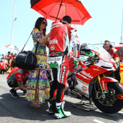 Eugene takes 5th in season best finish for Milwaukee Aprilia at Misano