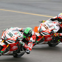 Eugene takes tenth in Lausitzring Race 1