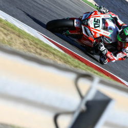 Strong showing on day one at Portimao for Eugene