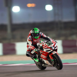 Eugene takes seventh place in difficult Qatar race 2