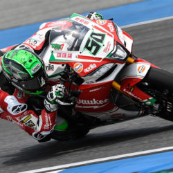 Eugene Laverty suffers pelvic injuries in Thailand race 2