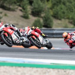 Eugene takes P4 in Milwaukee Aprilia's best ever result in Brno Race 2