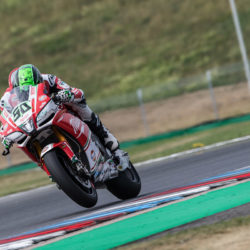 Eugene brings home the points with P6 in Brno Race 1
