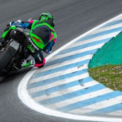 Eugene impressed after first pre-season test at Jerez