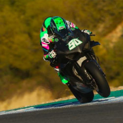 Eugene concludes 'difficult' Portimao test with progress