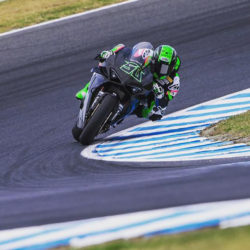 Eugene happy with progress as pre-season testing concludes at Phillip Island