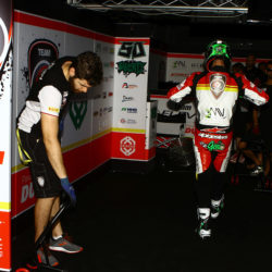 Eugene unable to take part in Thailand race 2 because of technical problems