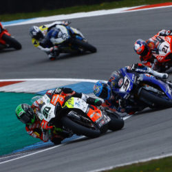 Eugene takes points in difficult Assen weekend